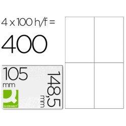 Etiquetas adhesivas 105x148,5mm 10660
