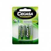 Pila recargable Cegasa HR06 AA pack 4