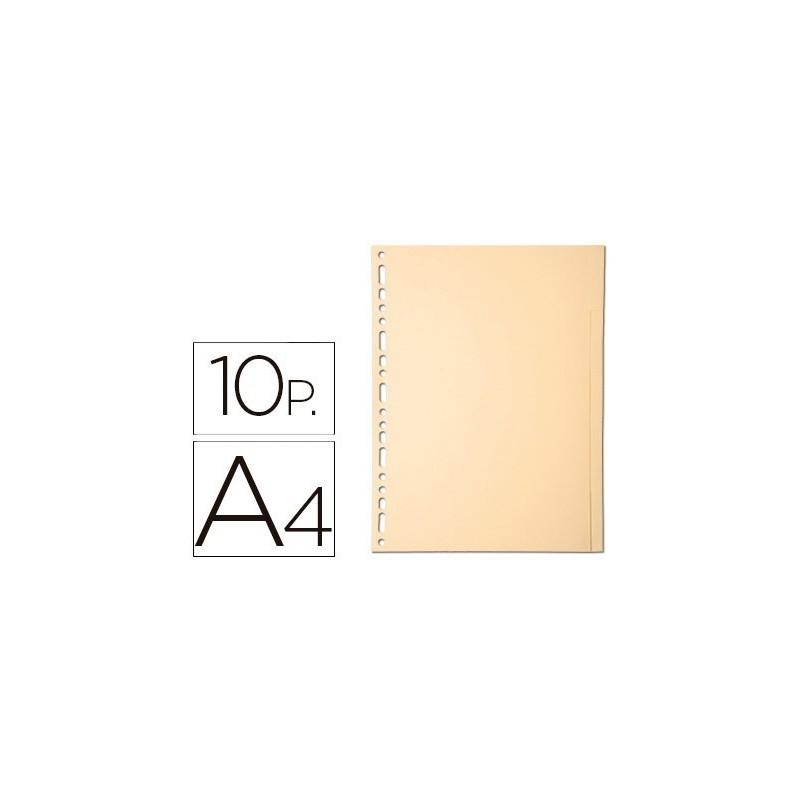 Separador Exacompta A-4 cartulina 1010S