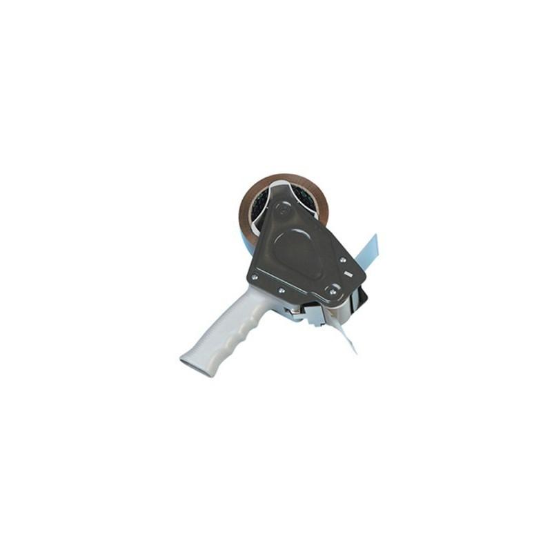 Portarrollos de embalaje para cinta de 66m x 50mm 01295