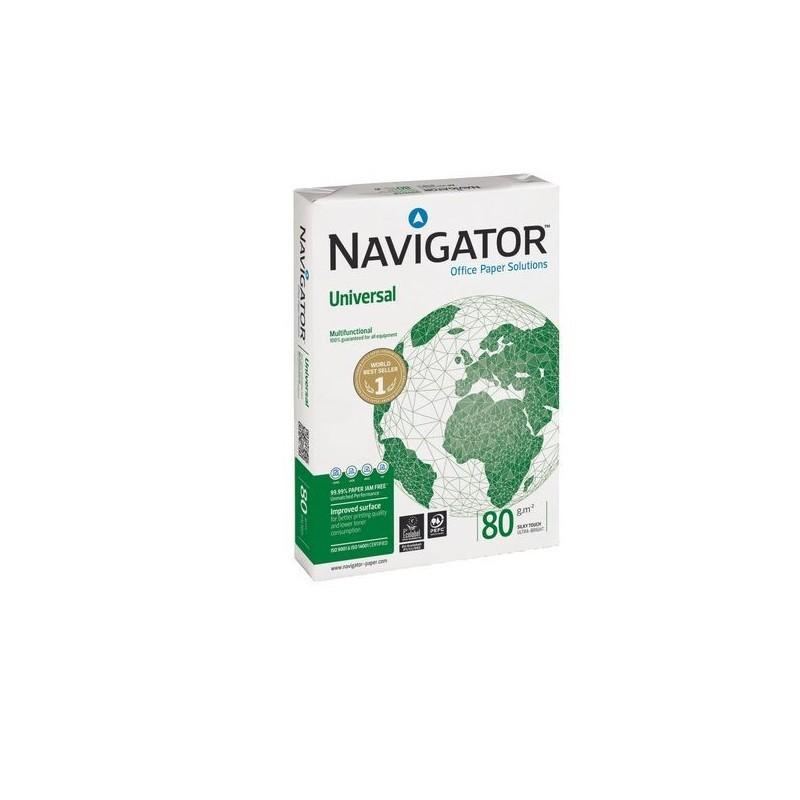 Papel Navigator Universal A5 80g 500 hojas
