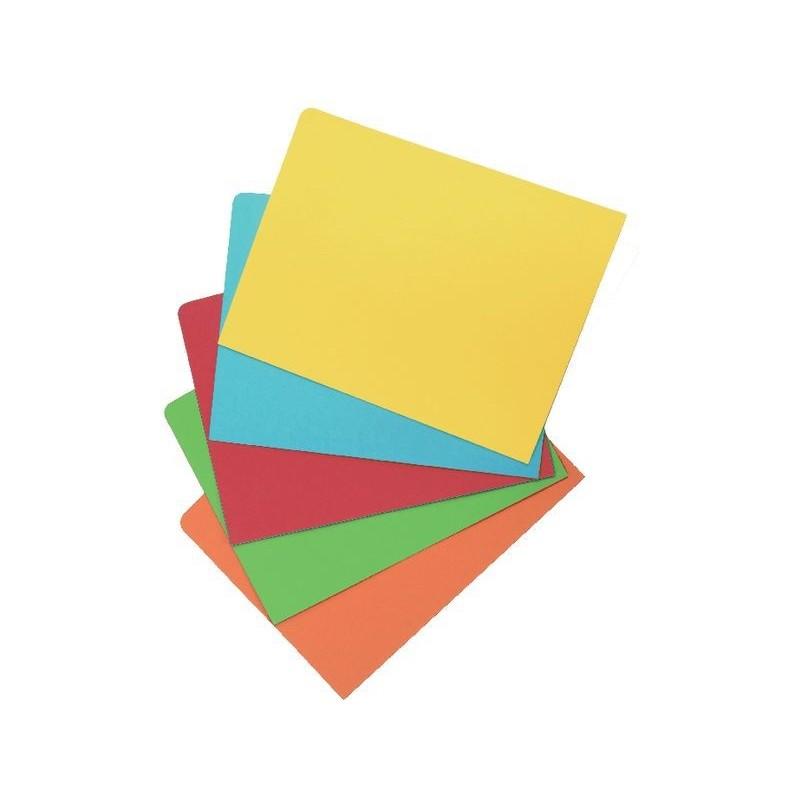 Subcarpeta A4 amarilla 250gr Gio-Elba 400040484