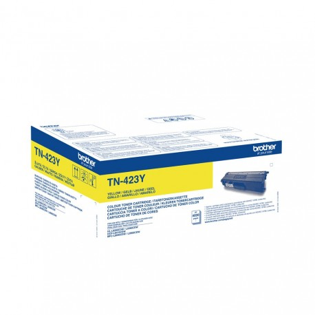 Toner Brother TN423Y amarillo original