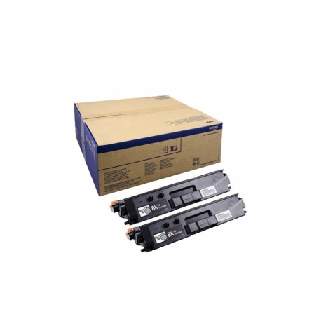 Toner Brother TN329BK pack doble negro original twin