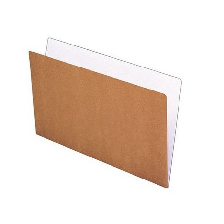 Subcarpeta A4 marron kraft biolor 2 colores 250gr Gio-Elba 400040614