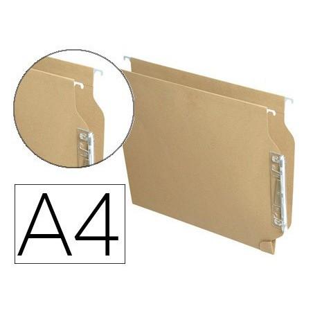 Carpeta colgante Fade A4 visor lateral 400064812