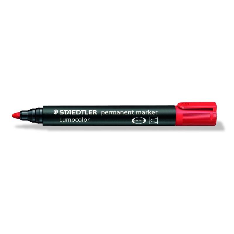 Rotulador Staedtler lumocolor 352 rojo