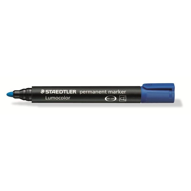 Rotulador Staedtler lumocolor 352 azul