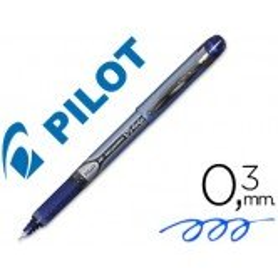Pilot V5 GRIP HI-TECPOINT BXGPN-V5 azul