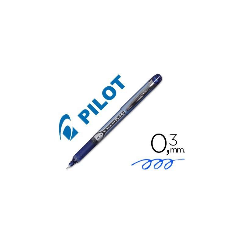BOLIGRAFO PILOT V5 GRIP HI-TECPOINT BXGPN-V5 AZUL