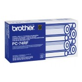 Bobina para Fax Brother PC-74RF