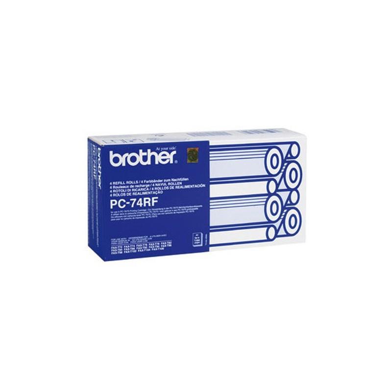 Bobina para Fax Brother PC-74RF