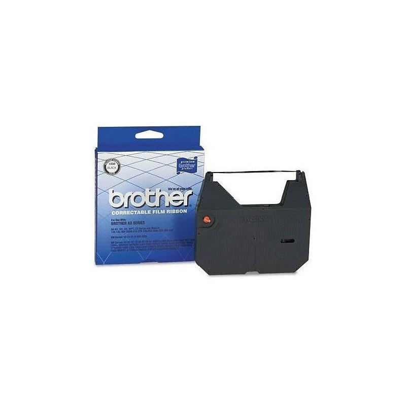 CINTA PARA MAQUINA DE ESCRIBIR BROTHER AX-1030 CORREGIBLE