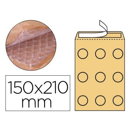 Bolsa acolchada kraft 150 X 210 C/0 KF15012
