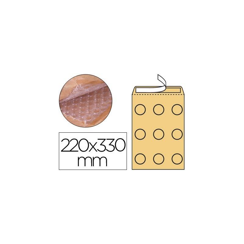 BOLSA ACOLCHADA KRAFT 220 X 330 F/3 KF15015
