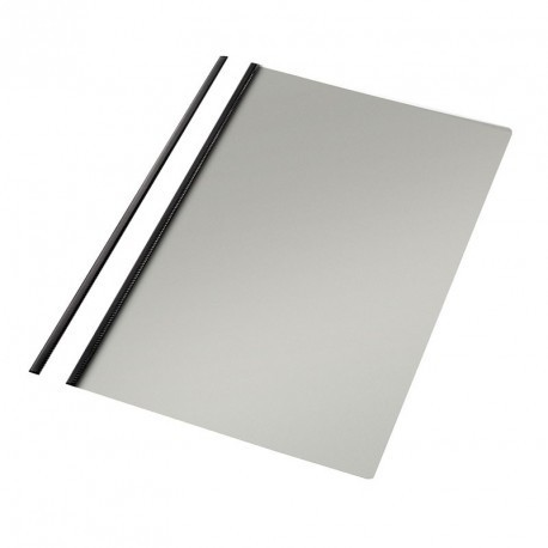 DOSSIER CON FASTENER ESSELTE 12609 PVC A4 negro