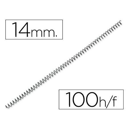 Espiral metalico 64 5:1 14mm