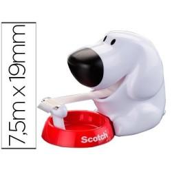 Portarrollos sobremesa Scotch doggy C31 33X19