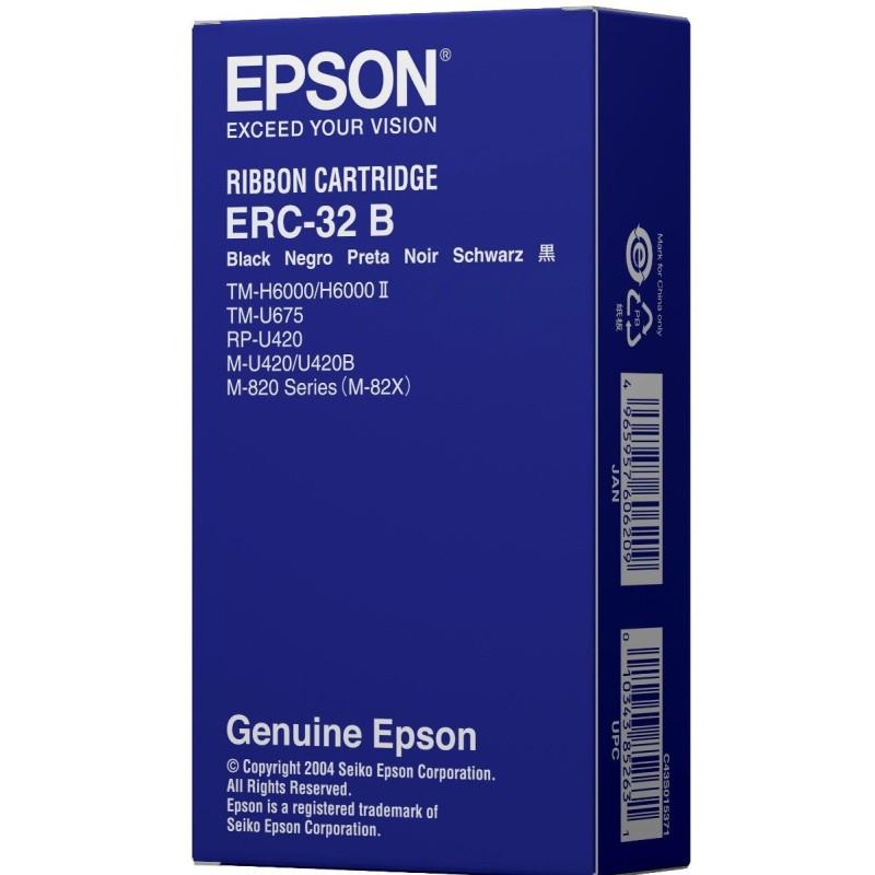 EPSON ERC-32B CINTA NEGRA ORIGINAL C43S01571
