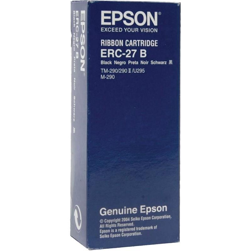 EPSON ERC-27B CINTA NEGRA ORIGINAL C43S015366