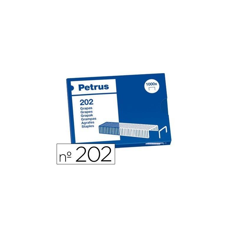 Grapa Petrus 202 cobreada