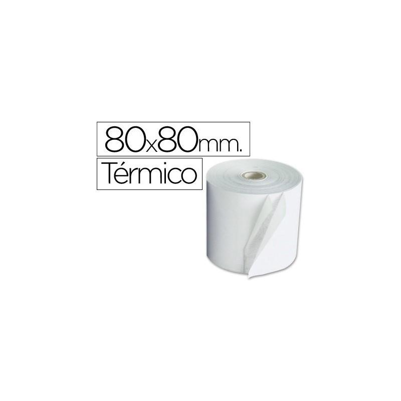 Rollo de papel termico 80x80