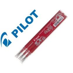 Recambio Pilot Frixion borrable rojo