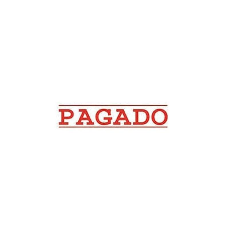 Sello Trodat Printy 4911 PAGADO rojo