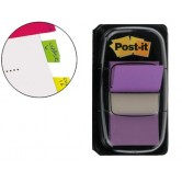 Post-it dispensador de 50 index violeta 680-8