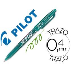 BOLIGRAFO BORRABLE PILOT FRIXION BALL BL-FR7 VERDE PUNTA DE BOLA 0,7mm