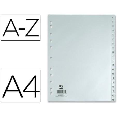 Separador alfabetico abecedario Q-Connect A-Z