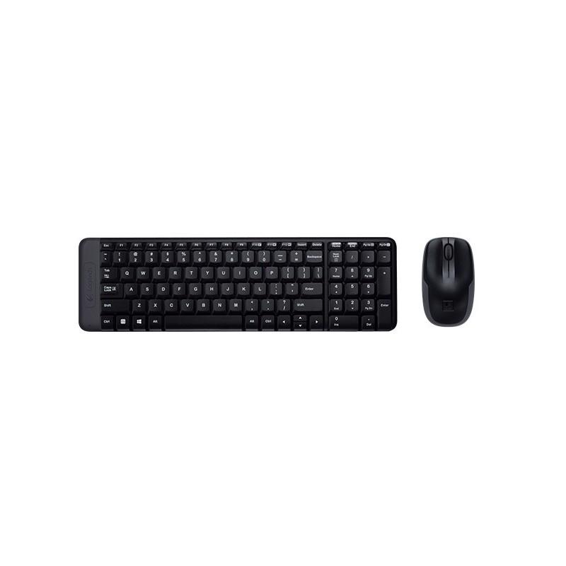 Logitech MK220 teclado y raton inalambrico