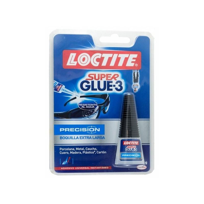 Pegamento Loctite Super Glue 3 precision 5g